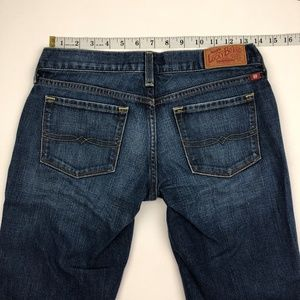 Lucky Brand Jeans - Lucky Brand Crop Jean Size 0